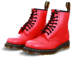 Dr Martens Satchel Red 1460 Colour Pop