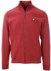 Lyle & Scott Claret Jug Funnel Neck Jacket
