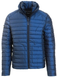 Superdry Deep Marine Double Zip Fuji Jacket