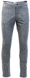Jack & Jones Light Grey Marco Charles Akm 762 L Sts Trousers
