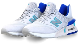 New Balance Light Aluminum With Bayside 997 Sport