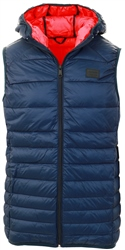 Jack & Jones Blue / Navy Blazer Bomber Gilet