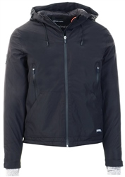 Superdry Black Arctic Elite Sd-Windcheater