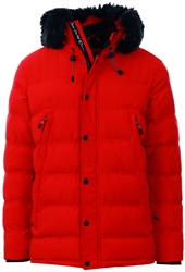 Kings Will Dream Red Frost Parka Jacket