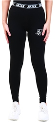Siksilk Black Tape Leggings
