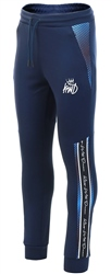 Kings Will Dream Navy / Cobalt Perez Poly Jog Pant