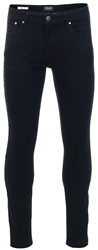 Jack & Jones Black Liam Original Am 816 Skinny Fit Jeans