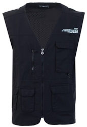 Bee Inspired Black Rudd Utility Vest