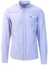 Ottomoda Lilac Long Sleeve Shirt