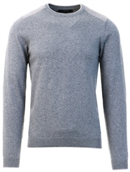 Broken Standard Grey Crew Knit Jumper