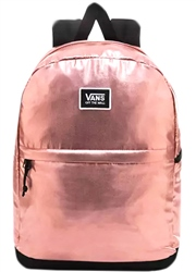 Vans Rose Gold Space Pep Squad Backpack