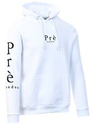 Pre London White Statement Hoodie