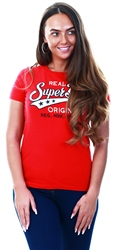 Superdry Chilli Pepper Real Orginals Entry Tee