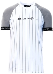 Kings Will Dream White / Grey / Black Taylor Raglan T-Shirt