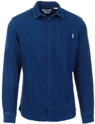 Jack & Jones Blue Single Pocket Shirt