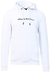 Kings Will Dream White Morfin Overhead Hooded Top
