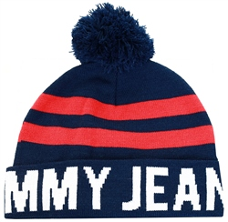 Tommy Jeans Coorporate Bold Logo Beanie