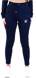 Siksilk Navy Zonal Track Pants