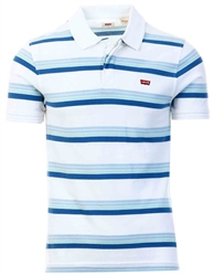 Levi's Skywing Stripped Polo Shirt