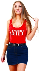 Levi's® Graphic Bodysuit
