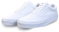 Vans White Old Skool Shoes