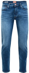 Jack & Jones Blue / Blue Denim Mike Original Jos 411 Comfort Fit Jeans