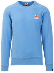 Ellesse Light Blue Diveria Crew Sweat