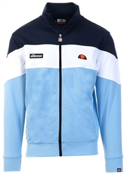 Ellesse Light Blue Caprini Track Top