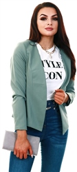 Only Green / Chinois Green Classic Blazer