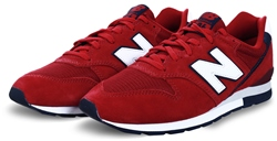 New Balance Scarlet With Eclipse 996 Mesh Trainer