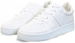 Krush White Chunky Trainer