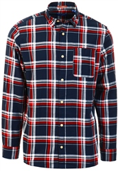 Jack & Jones Bossa Nova Plaid Long Sleeved Shirt