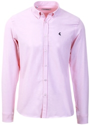 Ottomoda Pink Long Sleeve Shirt