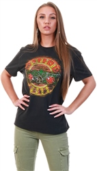 Amplified Charcoal Guns N Roses T-Shirt