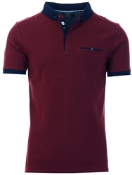 Kensington Port Royale Artillery Cotton Jacquard Polo Shirt
