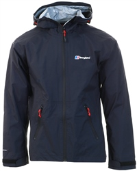 Berghaus Black Deluge Pro Waterproof Jacket