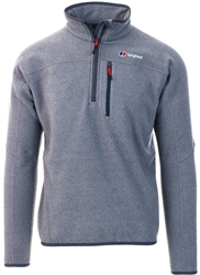 Berghaus Grey Stainton Half Zip Fleece