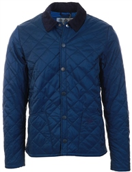 Barbour Beacon Navy Starling Quilt Jacket