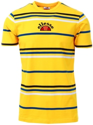 Ellesse Yellow Miniati T-Shirt