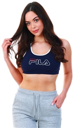 Fila Navy Rebeca Bra Top