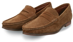 Catesby Tan Slip On Shoe