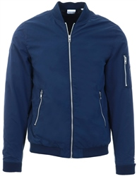 Navy Bomber - Jacket by Jack & Jones