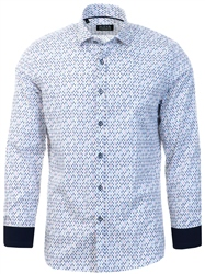 Alex & Turner Multi Printed Long Sleeve Shirt