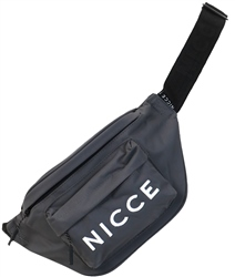 Nicce Charcoaal Mercy Cross Body Bag