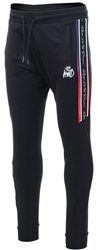 Kings Will Dream Black/Red Million Poly Jog Pant