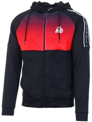 Kings Will Dream Black Million Full Zip Poly Hoodie