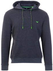 Threadbare Charcoal Pull Over Hoodie
