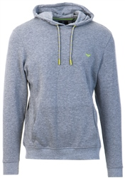 Threadbare Grey Pull Over Hoodie