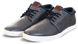 Fossil Lace Pu Trainer by Lloyd & Pryce