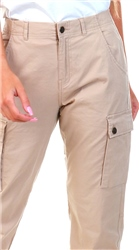 Veromoda Nomad Normal Waist Cargo Trousers